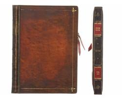 Twelve South BookBook Rutlegde iPad Pro 12.9 inch - Brown
