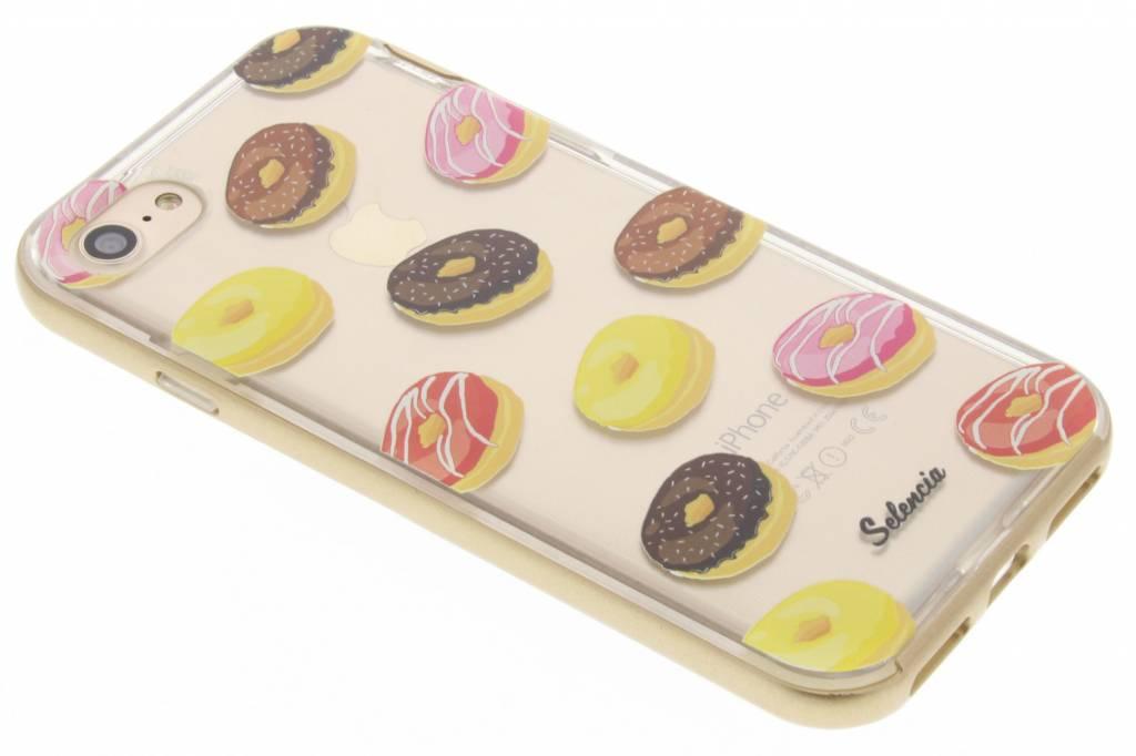 Selencia Foodies Donut TPU hoesje voor de iPhone 7