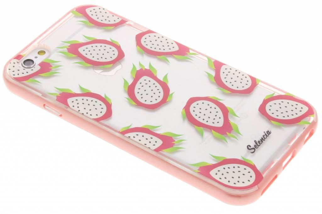 Selencia Foodies Dragon Fruit TPU hoesje voor de iPhone 6 / 6s