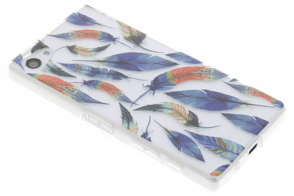 Ibiza feather case voor de Sony Xperia Z5 Compact
