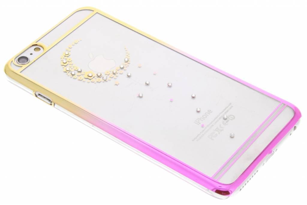 Transparant maan design hardcase hoesje voor de iPhone 6(s) Plus