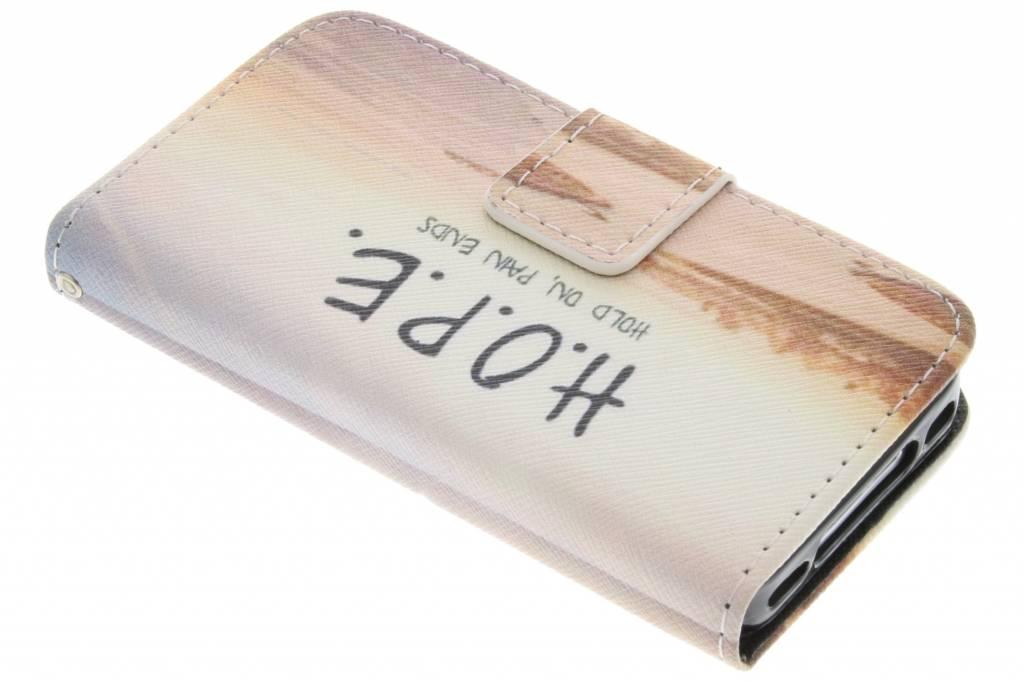 Hope design TPU booktype hoes voor de iPhone 4 / 4s