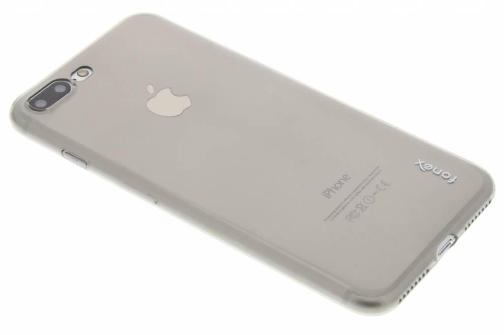 Fonex Soft Case voor de iPhone 8 Plus / 7 Plus - Grijs