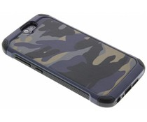 Blauw army defender hardcase hoesje HTC One A9