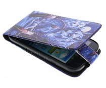 Design TPU flipcase Samsung Galaxy Grand (Neo)