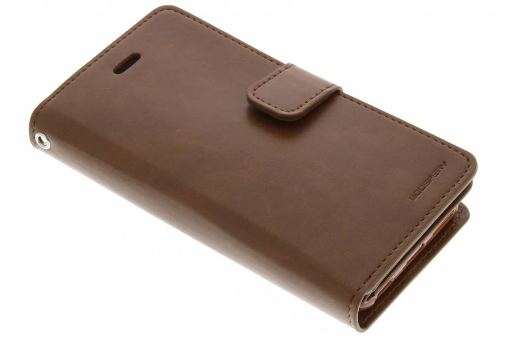 Mansoor Wallet Diary Case voor de iPhone 6(s) Plus - Bruin