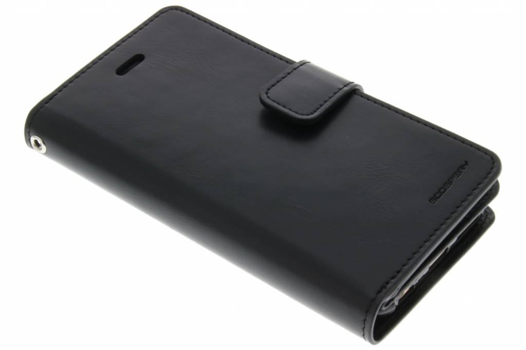 Mansoor Wallet Diary Case voor de iPhone 6(s) Plus - Zwart