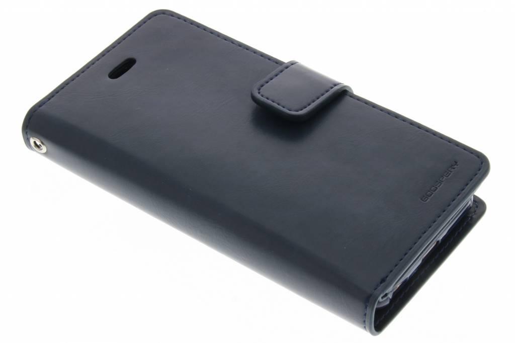 Mansoor Wallet Diary Case voor de iPhone 6(s) Plus - Blauw