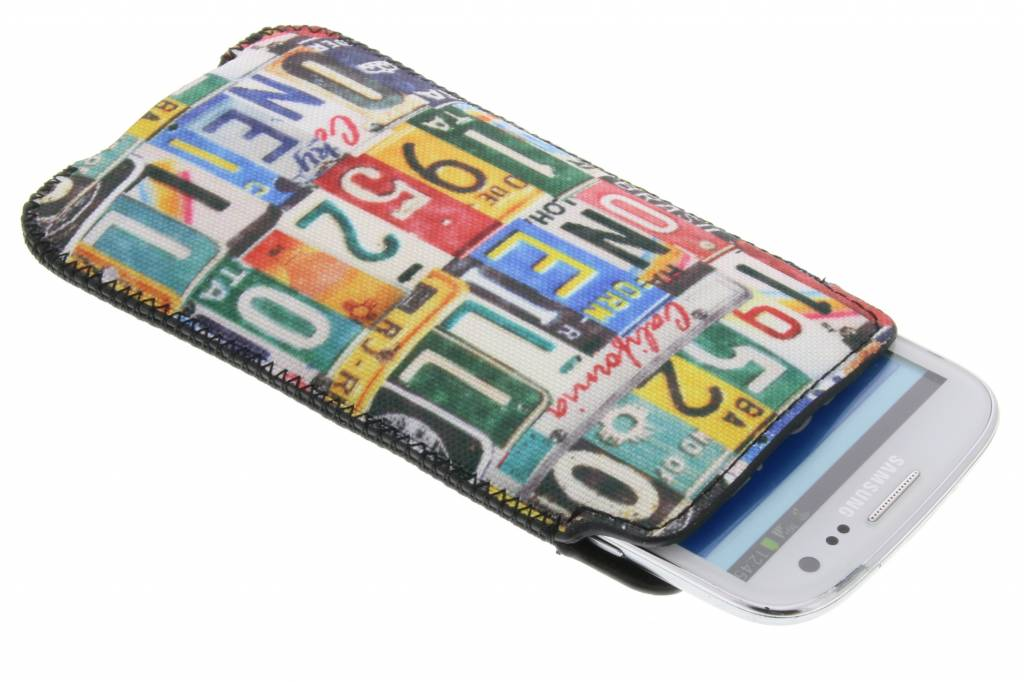 O'Neill Core Phone Pouch voor de Samsung Galaxy S3 / Neo / S4