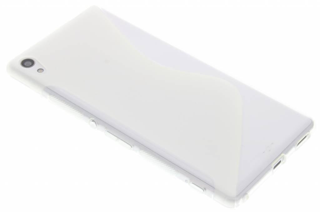 Transparant S-line TPU hoesje voor de Sony Xperia XA Ultra