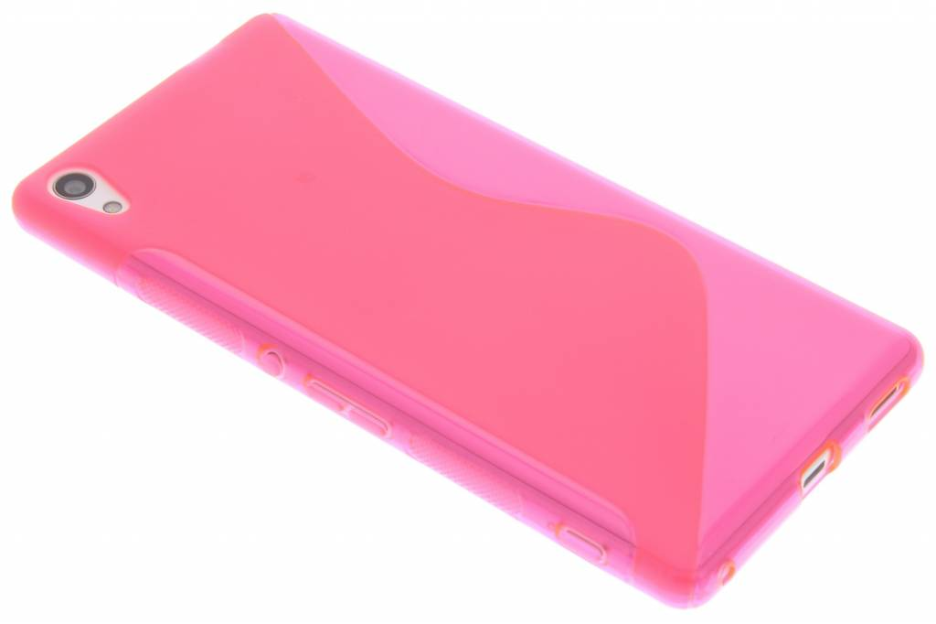 Rosé S-line TPU hoesje voor de Sony Xperia XA Ultra