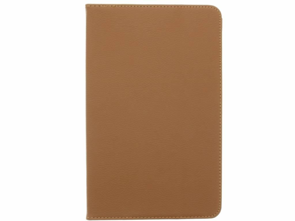 Bruine effen tablethoes voor de Lenovo Tab 2 A7-10