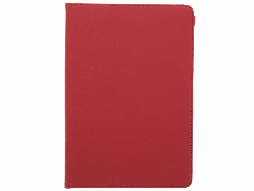 Rode effen tablethoes voor de Lenovo Tab 2 A7-10