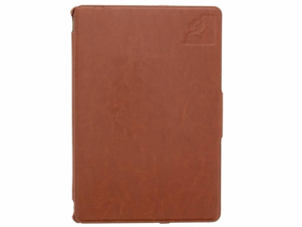 Slimfit Cover voor de Asus MeMO Pad 10 ME103K - Cognac