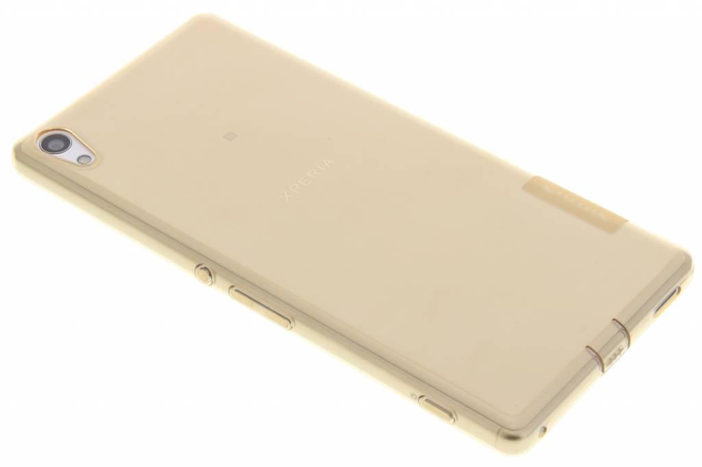 Nillkin Nature TPU case voor de Sony Xperia XA Ultra - Oranje
