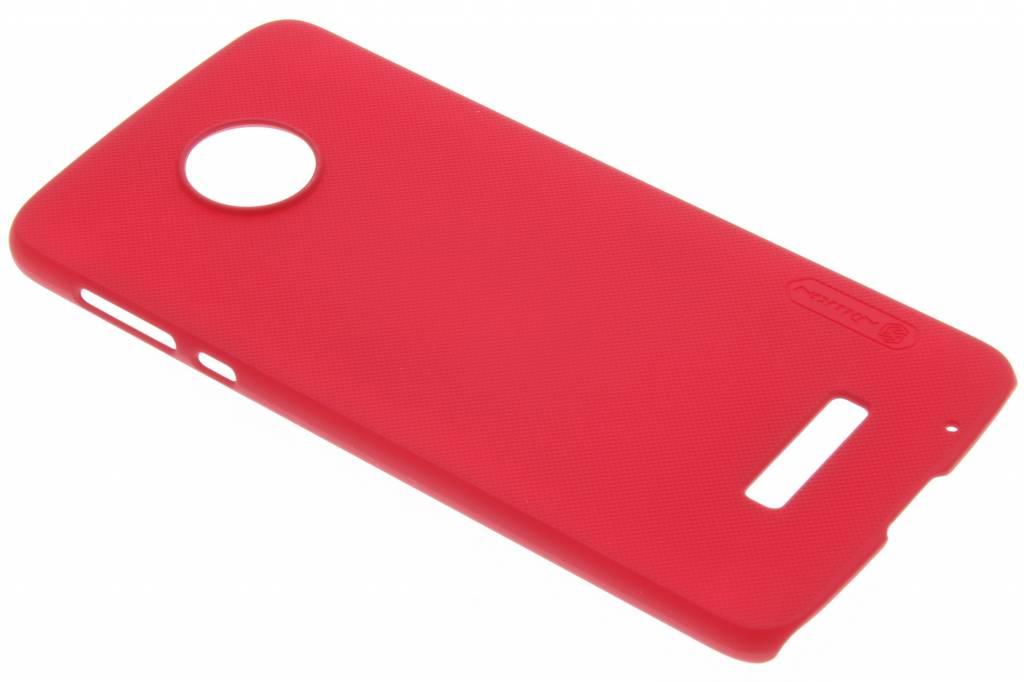 Nillkin Frosted Shield hardcase hoesje voor de Motorola Moto Z - Rood
