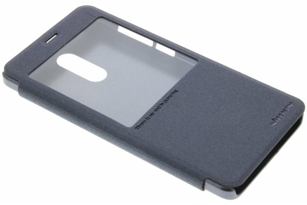 Nillkin Sparkle Window View Case voor de Xiaomi Redmi Pro - Zwart