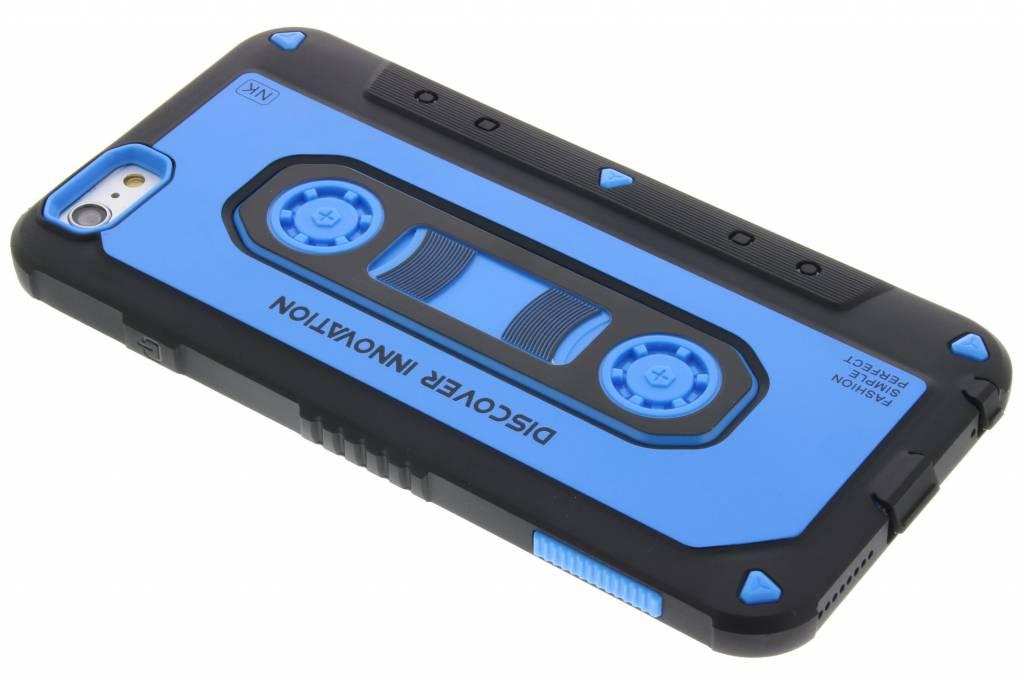 Nillkin Odd-Type Hardcase voor de iPhone 6(s) Plus - Blauw
