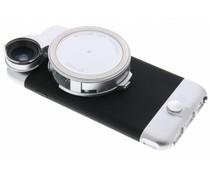 Ztylus Metal Case & 4-in-1 opzetlens iPhone 6 / 6s