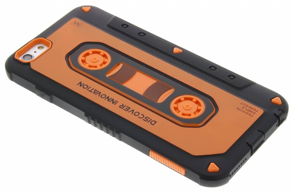 Nillkin Odd-Type Hardcase voor de iPhone 6(s) Plus - Oranje