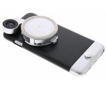 Ztylus Metal Case & 4-in-1 opzetlens iPhone 5 / 5s / SE