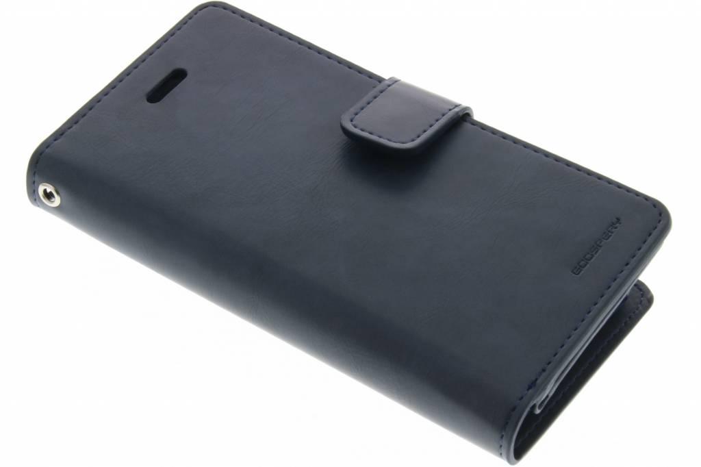 Mercury Goospery Mansoor Wallet Diary Case voor de iPhone 7 - Blauw