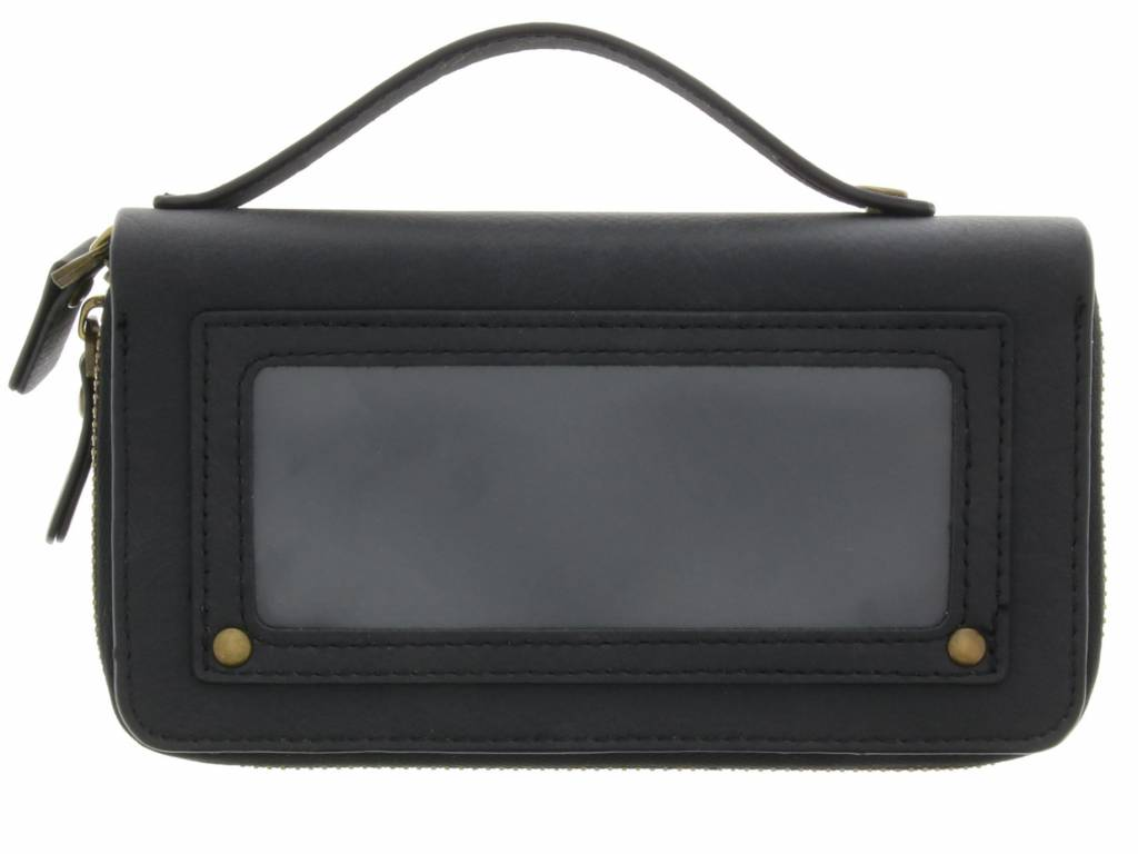 Zwarte Ultimate Wallet Case voor de iPhone 7