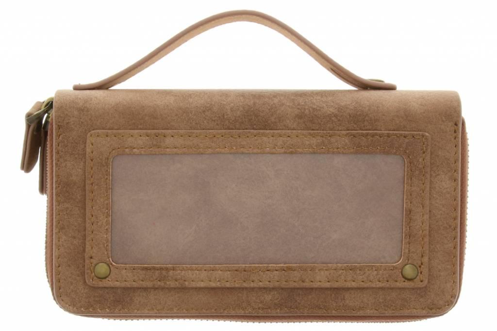Bruine Ultimate Wallet Case voor de iPhone 7