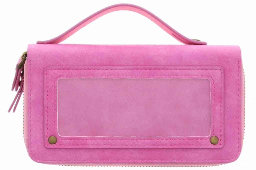 Roze Ultimate Wallet Case voor de iPhone 6 / 6s