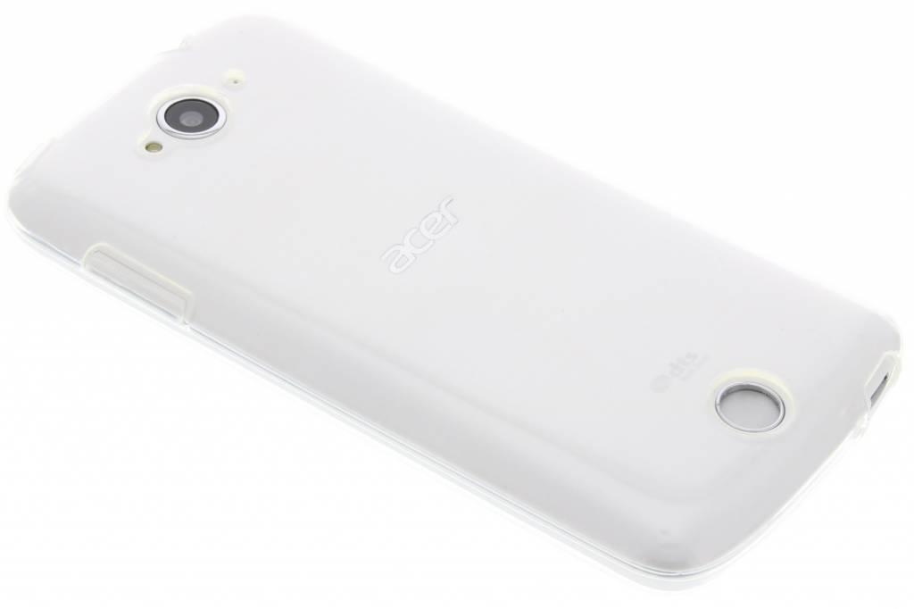 Transparante gel case voor de Acer Liquid Z530