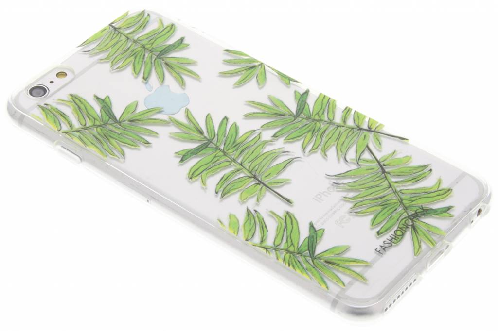 Fashionchick Leaves Softcase voor de iPhone 6(s) Plus
