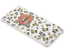 Fashionchick Leopard Softcase iPhone 6(s) Plus
