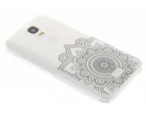 Mandala design TPU hoesje Huawei Y360