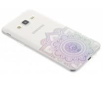 Mandala design TPU hoesje Samsung Galaxy J3 / J3 (2016)