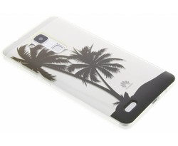 Summer TPU siliconen hoesje Huawei Ascend Mate 7