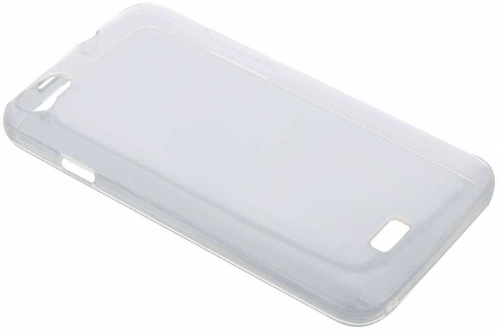 Transparante gel case voor de Wiko Lenny