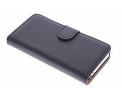 Selencia Luxe Book Case iPhone 5 / 5s / SE - Zwart