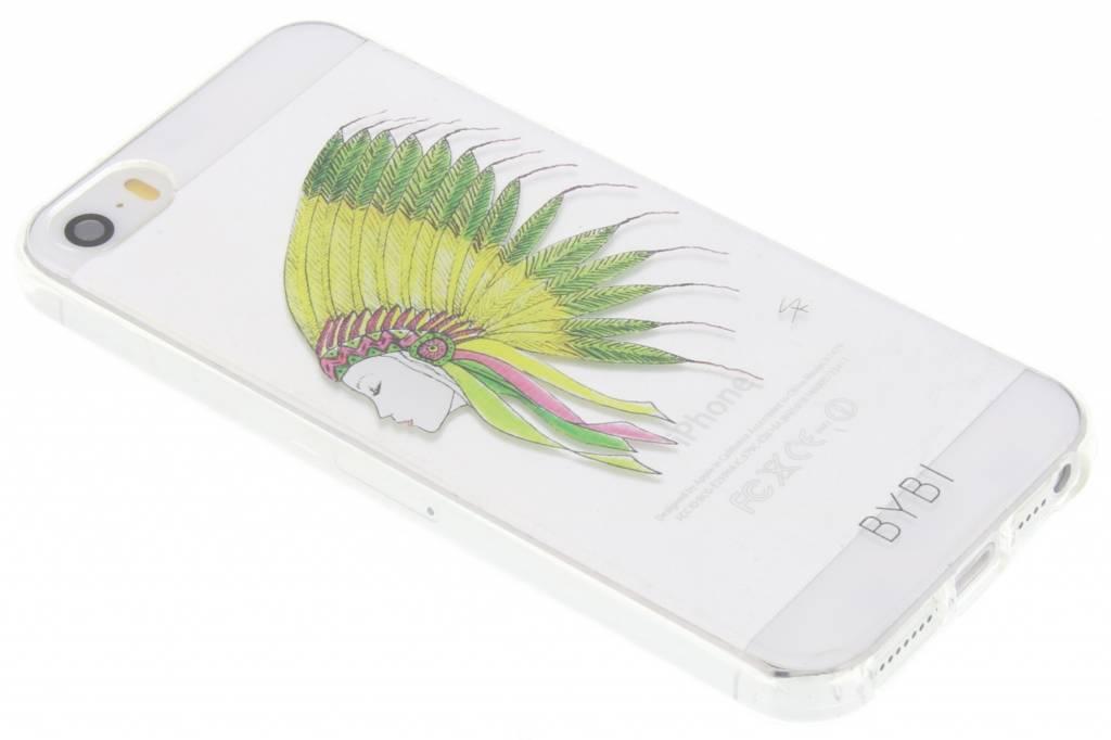 ByBi Sioux TPU Gel Case voor de iPhone 5 / 5s / SE