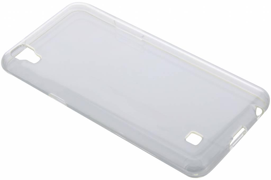 Transparante gel case voor de LG X Power