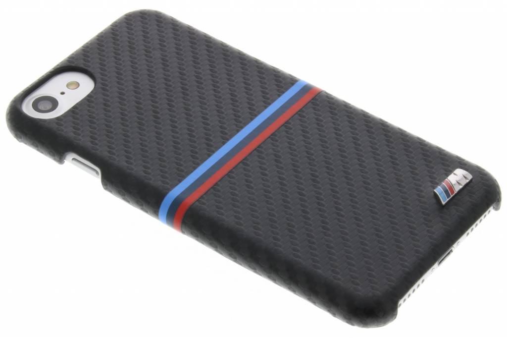 M Carbon Effect Hard Case voor de iPhone 8 / 7 - Zwart