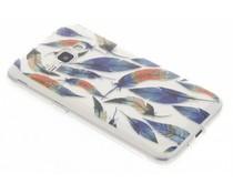 Ibiza feather case Samsung Galaxy J1 (2016)