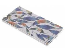 Ibiza feather case Huawei P8