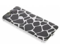 Dierenprint design Giraffe TPU hoesje Huawei Nexus 6P