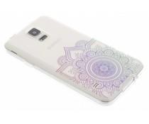 Mandala design TPU hoesje Samsung Galaxy S5 (Plus) / Neo