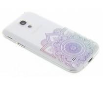 Mandala design TPU hoesje Samsung Galaxy S4 Mini