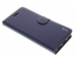 Fonex Identity Bookcase Huawei Y6 2 - Blauw