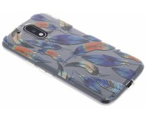 Ibiza feather case Motorola Moto G4 (Plus)