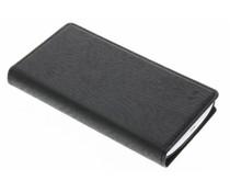 Fonex Classic Book Case LG Leon - Zwart