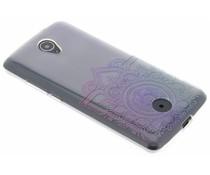 Mandala design TPU hoesje Acer Liquid Zest (4G)