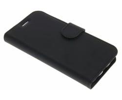 Accezz Zwart Wallet TPU Booklet Samsung Galaxy S6 Edge